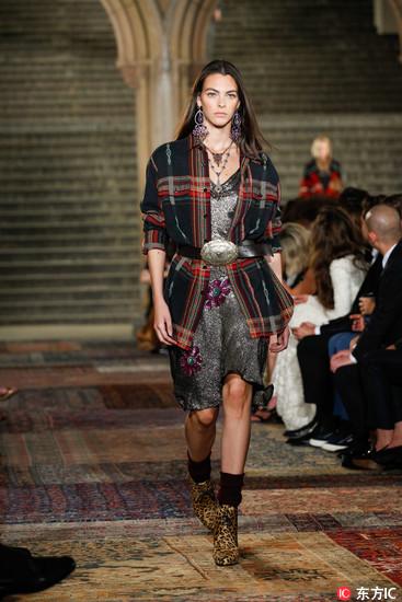 NYFW-谁是这届纽约时装周上最耀眼的超模?